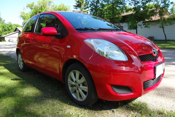 Little Red Car >> Small Red Car Big Road Trip Across Usa My Life Diversions