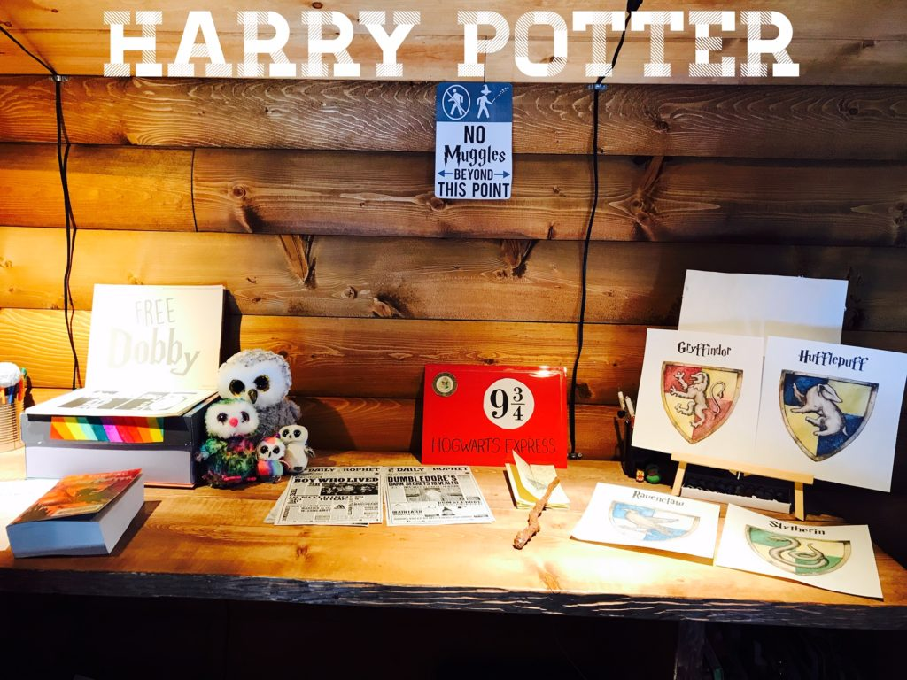 The Most Spellbinding Vegan Harry Potter Party My Life